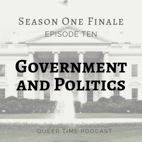 Queer Time Episode Nine: Mainstream Media – Part Two: Books