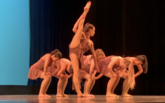 What does the spring dance show mean to the seniors?
