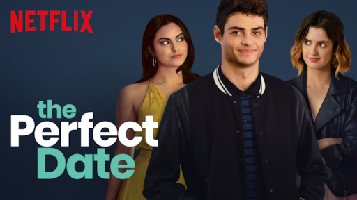 The Perfect Date is an awkward, cliché-ridden film that inaccurately portrays high school students.