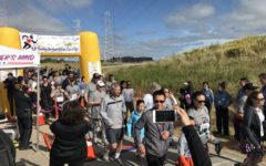 Locals at Coyote Point race for mental health awareness