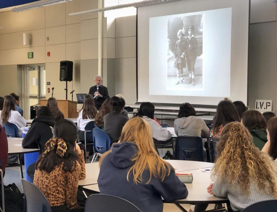 Holocaust+survivor+speaks+to+history+classes