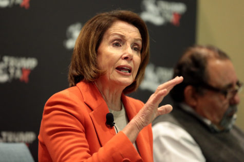 "Nancy Pelosi, Speaker of the House, said that the United States was in a ""constitutional crisis,"" agreeing with the comments made by Rep. Jerry Nadler, chairman of the House Judiciary Committee."