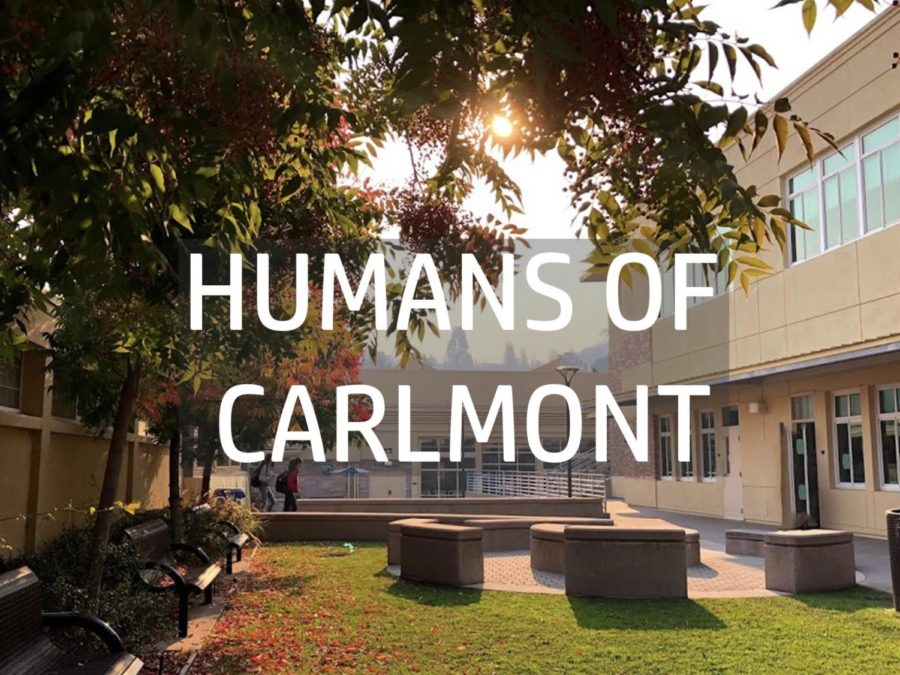 Humans of Carlmont
