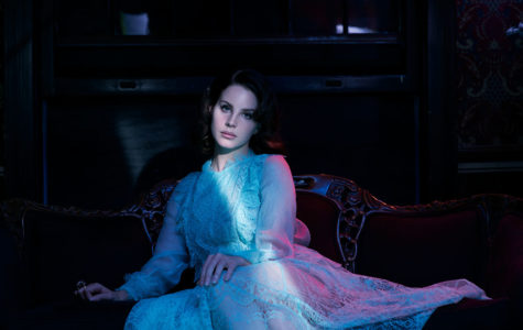 Lana Del Rey poses for Complex Magazine while promoting her 2017 album