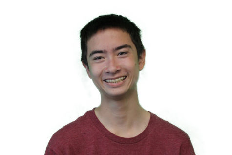 Photo of Ethan Hsu