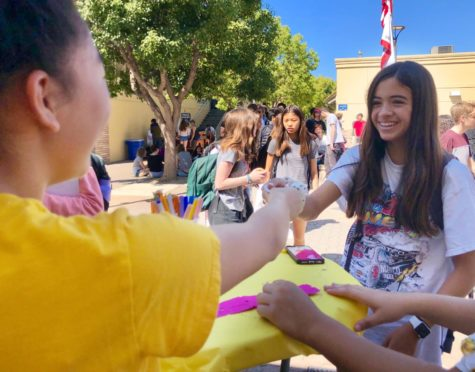 Students participate in activities to advocate gender equality