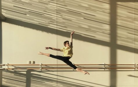 Sam Stampleman dances into the hearts of the San Francisco Ballet