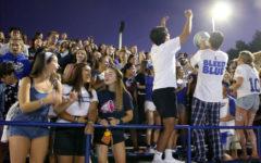 Football season kicks off a year of student pride