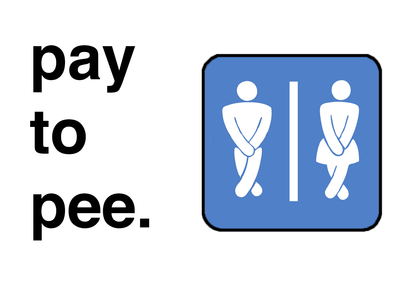 Many teachers require students to use extra credit points to go to the bathroom.