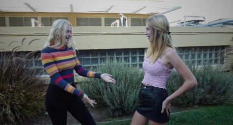 Students 'creep' it real with spirited Halloween costumes