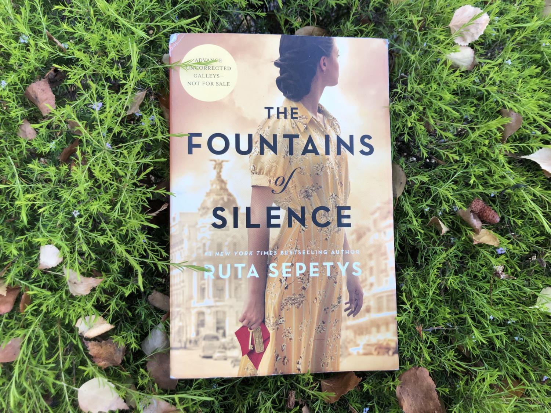 Ruta Sepetys's book