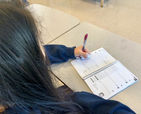 Students reflect on the first month of the new school year