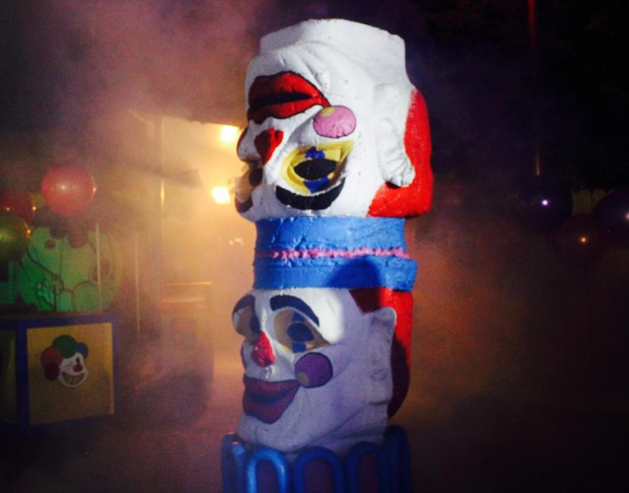 Opinion: The clowns aren't the only scary thing at the Halloween Haunt