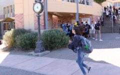 F to U hall walk leaves students out of breath and tardy