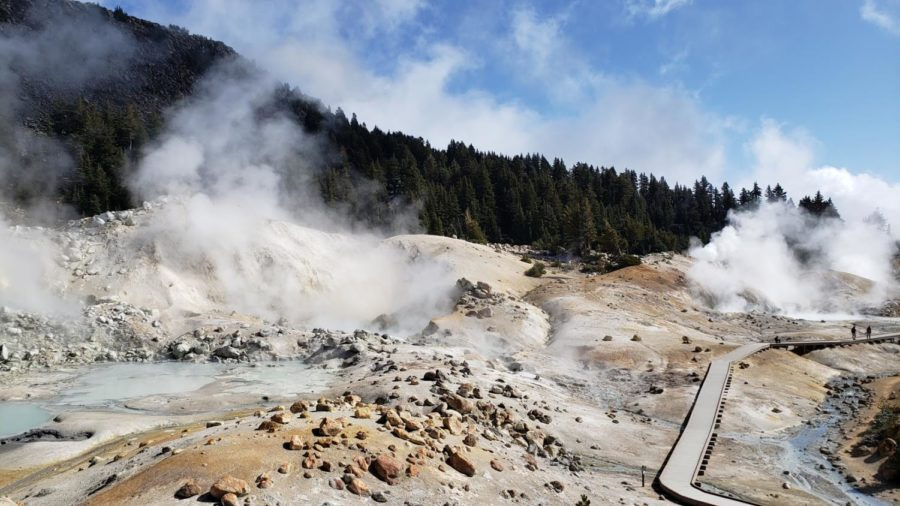 Lassen Volcanic is a hidden treasure among national parks