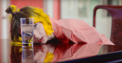 Kim Petras' 'Turn off the Light' is a chilling accompaniment to the Halloween season