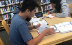 Incoming freshmen preview Carlmont through shadowing program