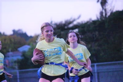 Powderpuff wraps up Carlmont homecoming week