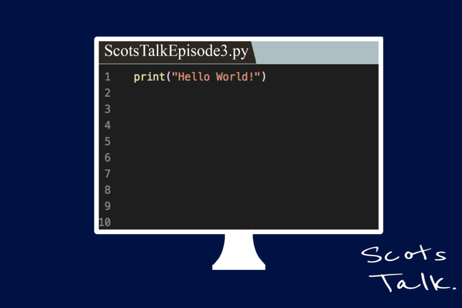 Scots Talk Episode 3: Coded Equally