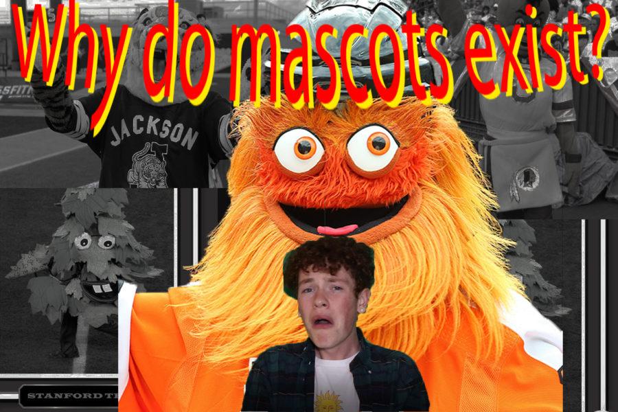 Mascots serve no purpose