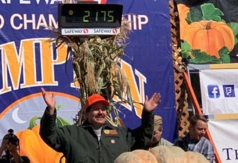 World championship pumpkin weigh-off was worth the 'weight'
