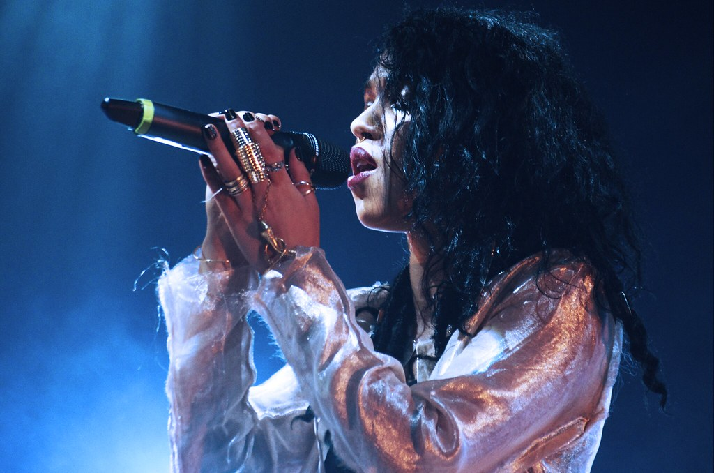 FKA Twigs' new album demonstrates her strong vocals and unique sound.