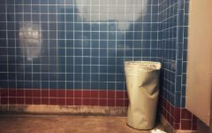 School bathrooms struggle to remain sanitary