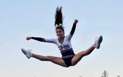 JV cheer team promotes inclusivity