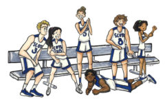 The bench acts as a catalyst to uplift Carlmont sports games