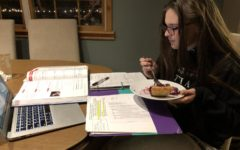 Students are 'stuffing' Thanksgiving week with studies