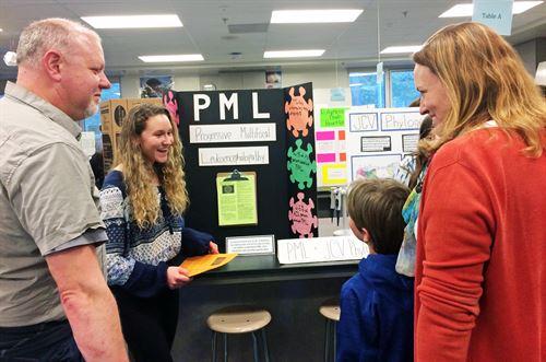 BTI program builds community through science