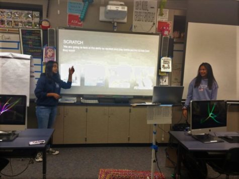 Coding Academy Club offers lessons on computer programming