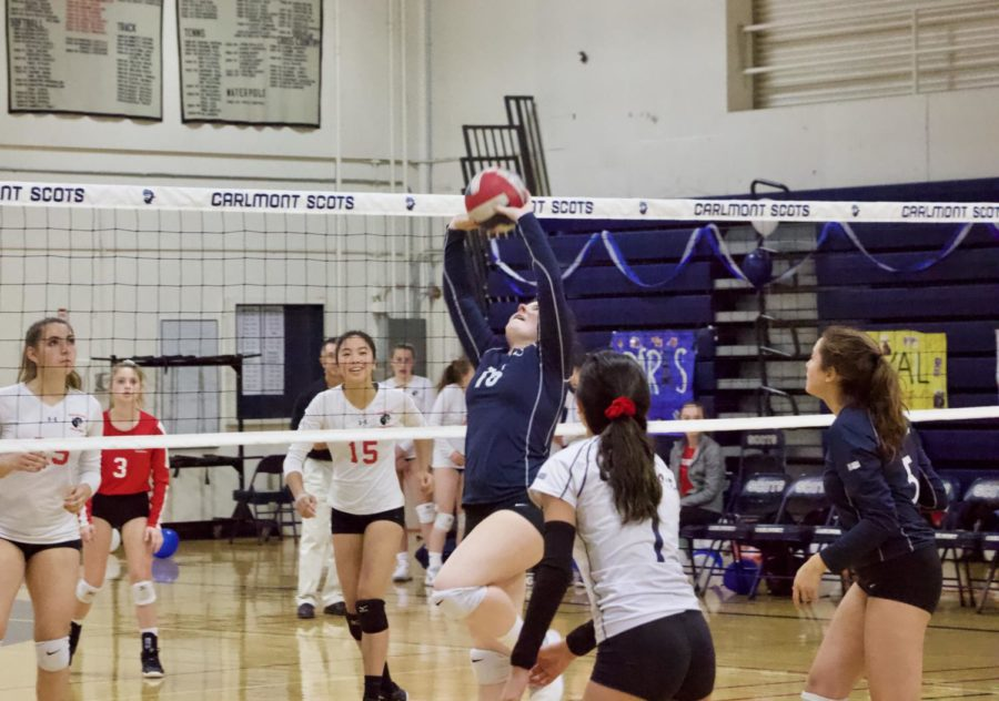 Season recap: the ups and downs of JV girls volleyball