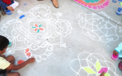 Belmont Library's Diwali celebration warms hearts