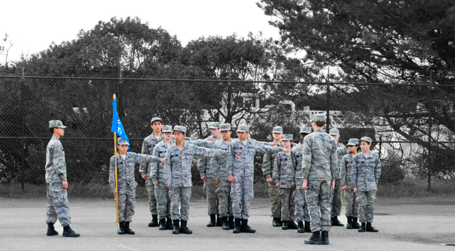Students soar in Civil Air Patrol