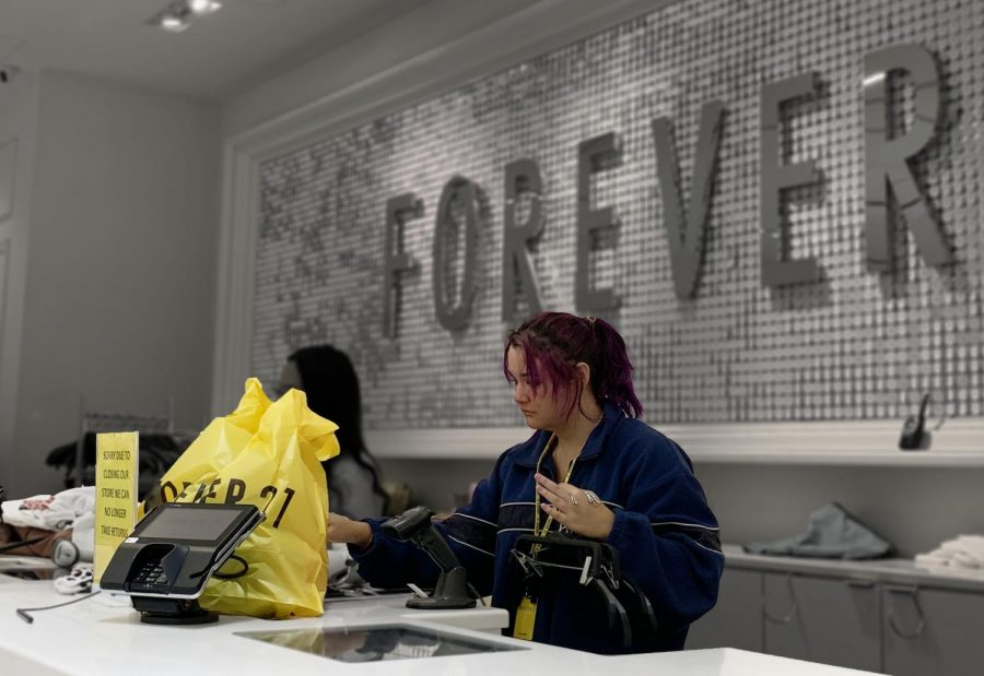 The end of fast fashion