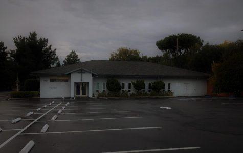 A Church in Belmont, California
