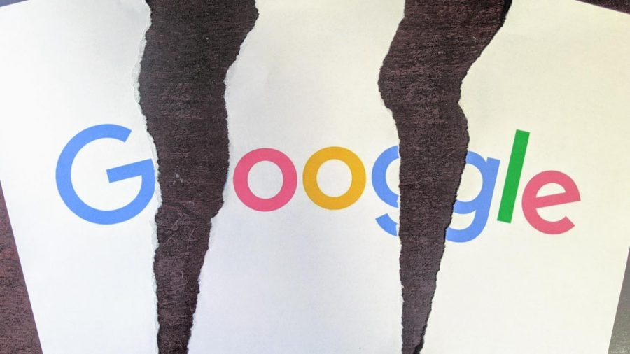 Google's influence as a tech company could soon come to an end.