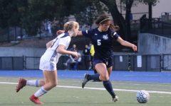 Lady Scots varsity soccer triumphs over Menlo Knights
