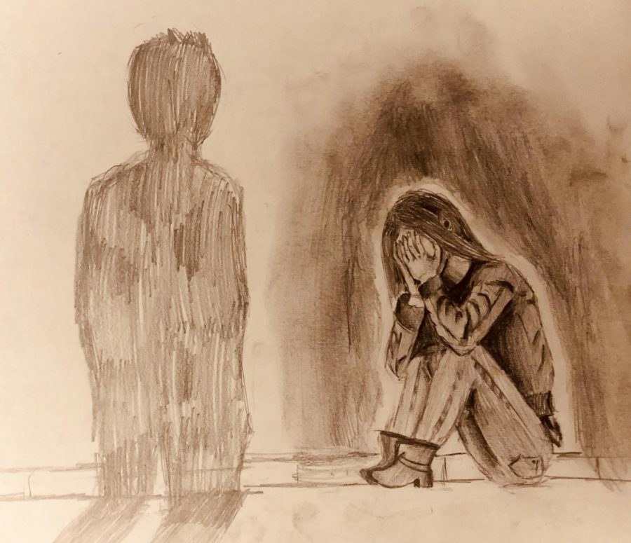Many+victims%2C+like+Natalie+Astor%2A%2C+feel+isolated+and+guilty+when+facing+the+struggles+of+sexual+assault.