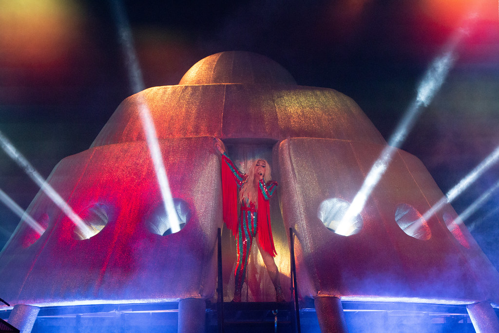 Kesha does not hold back on her new album,