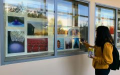 Carlmont's visual arts program builds foundation for creativity
