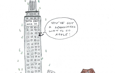 Editorial Cartoon: Apple and Spice