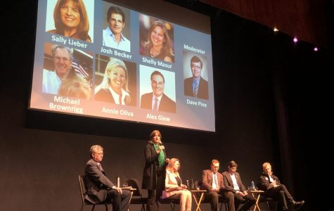 District 13 Senate candidates warm up as polar caps melt