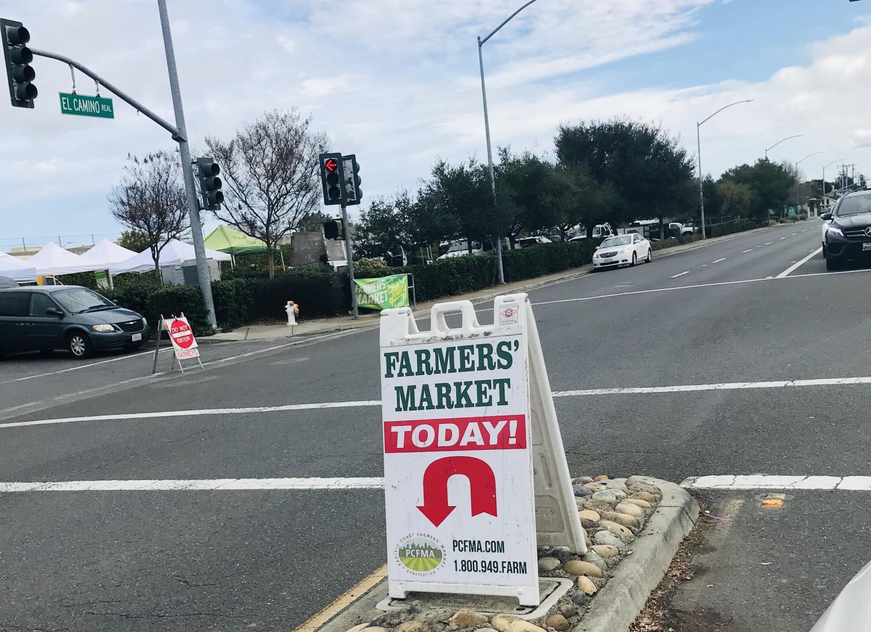 The Belmont Farmers Market will open again in June.