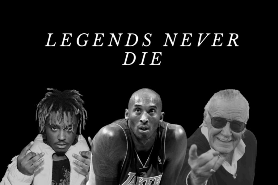 Nobody Asked Podcast Episode 2: Legends never die