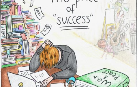 Cartoon: The Price of Success
