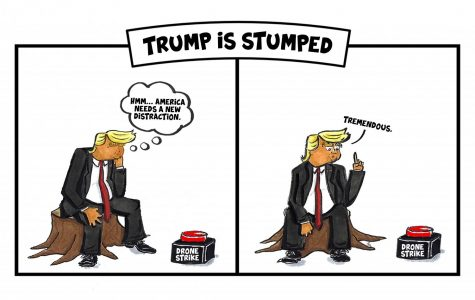 Cartoon: Trump is Stumped
