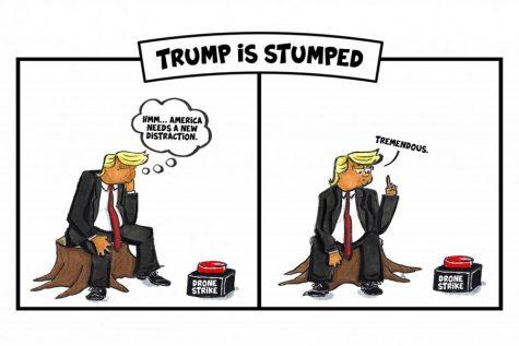 Cartoon Trump Is Stumped Scot Scoop News