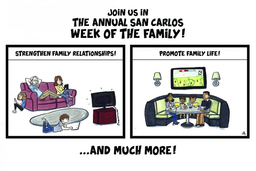 The Week of the Family's infamous